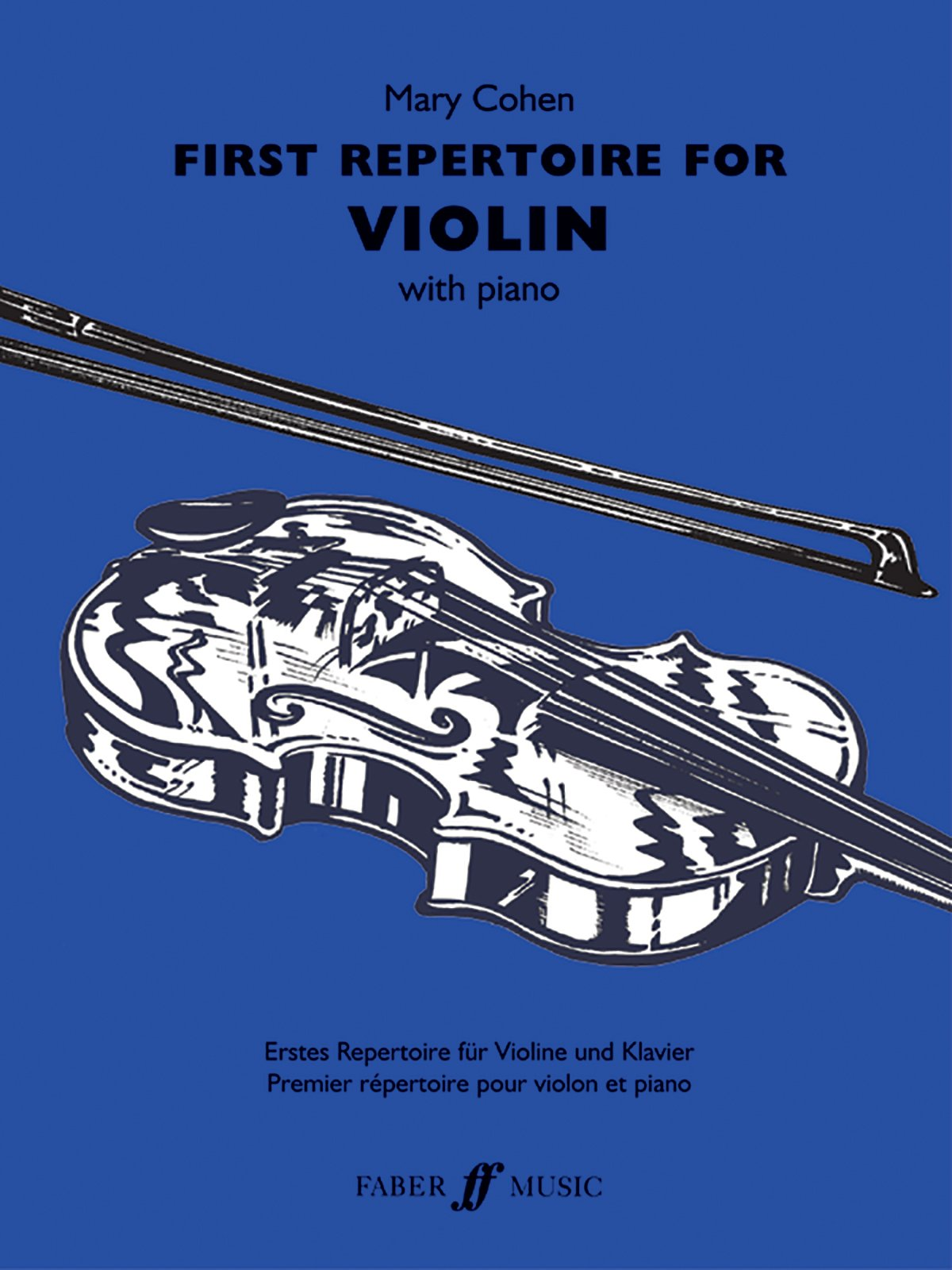 Read Online First Repertoire for Violin (Faber Edition) ebook