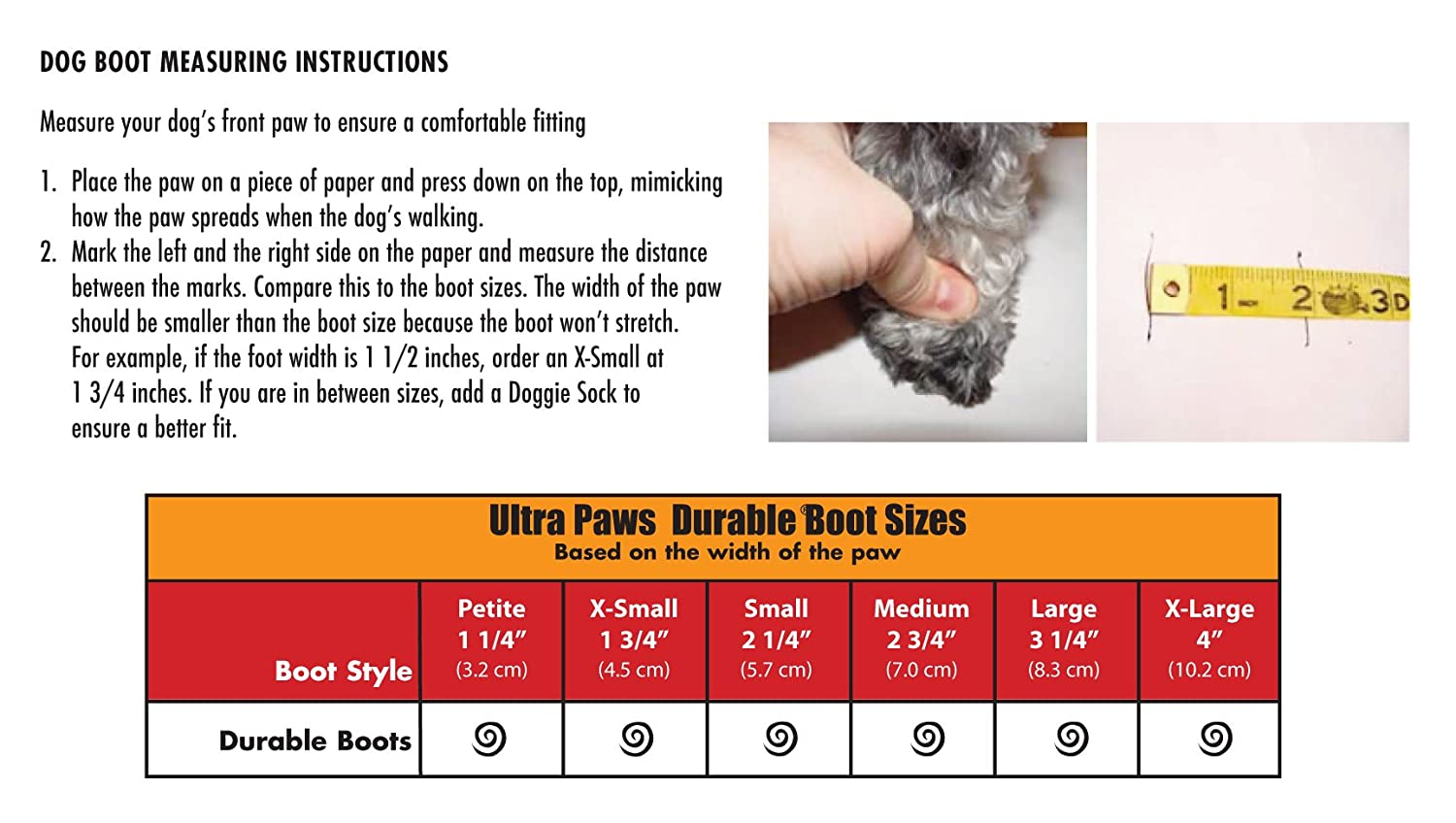 Amazon ultra paws durable dog boots large red pet paw amazon ultra paws durable dog boots large red pet paw protectors pet supplies nvjuhfo Images