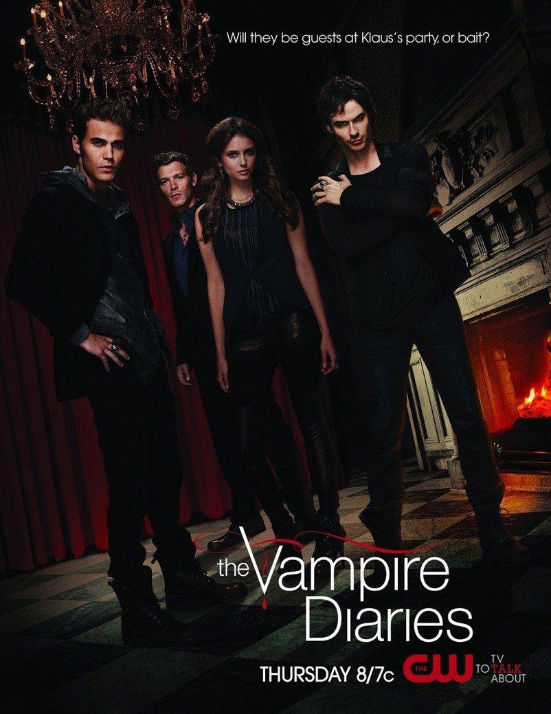 Αποτέλεσμα εικόνας για the vampire diaries poster