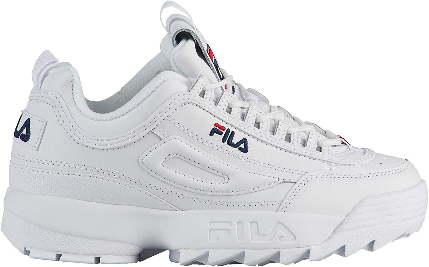 Fila Youth Disruptor II Leather Entrenadores