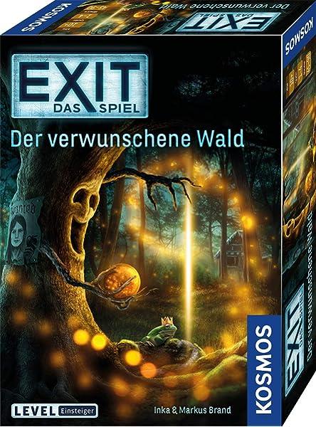 EXIT Das Spiel - Der verwunschene Wald: Amazon.es: Libros en idiomas extranjeros