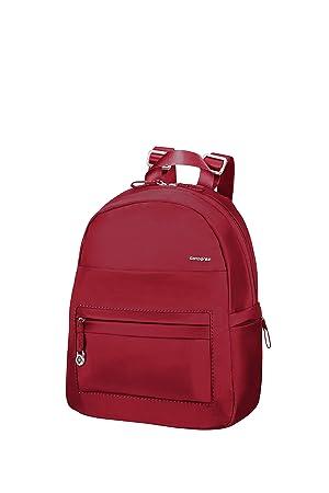 meilleure valeur 3ba74 366c3 SAMSONITE Move 2.0 - Backpack, Sacs à Dos Femme, Rouge (Dark ...