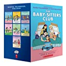 The Baby-Sitters Club Graphix #1-7 Box Set: Full-Color Edition