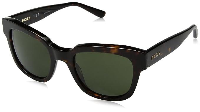 a734d6c91f DKNY 0Dy4145 Gafas de sol, Dark Tortoise, 52 para Mujer: Amazon.es: Ropa y  accesorios