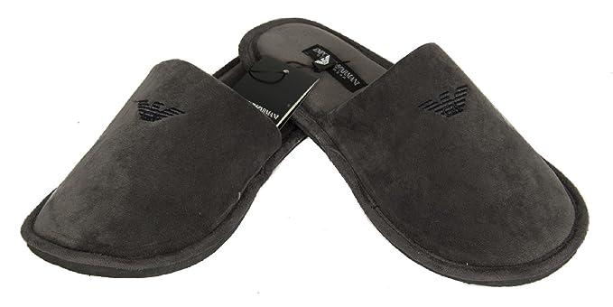 moda di lusso grande sconto selezione più recente Emporio Armani Ciabatte pantofole slippers uomo articolo ...