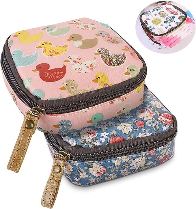 Bolsa de almacenamiento para compresas higiénicas, bolsa para ...