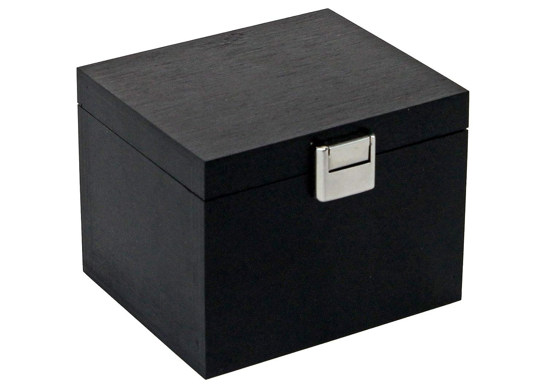Patronenbox protectore Munitionsbox f/ür 20 Patronen Holzkiste passend f/ür 7,62x39.223 rem - schwarz lackiert etc