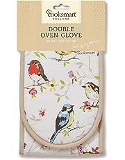 Cooksmart Dawn Chorus Double Oven Glove