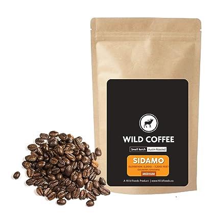 Equal Exchange Fairtrade /& Organic Medium Roast Coffee Beans 227g