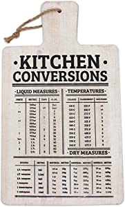 Funerom Rustic Kitchen Conversions Wall Hanging Kitchen Wall Decor(17×9.9 in)