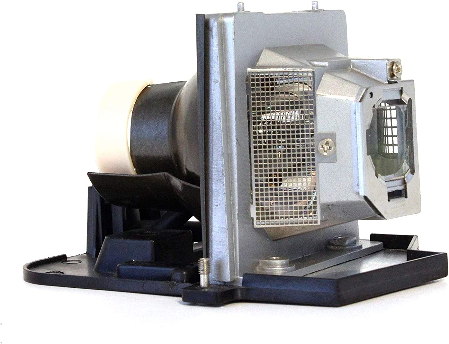 Emazne 310-8290/725-10106 Projector Replacement Compatible Lamp with Housing Work for Dell 1800MP Dell MJ815
