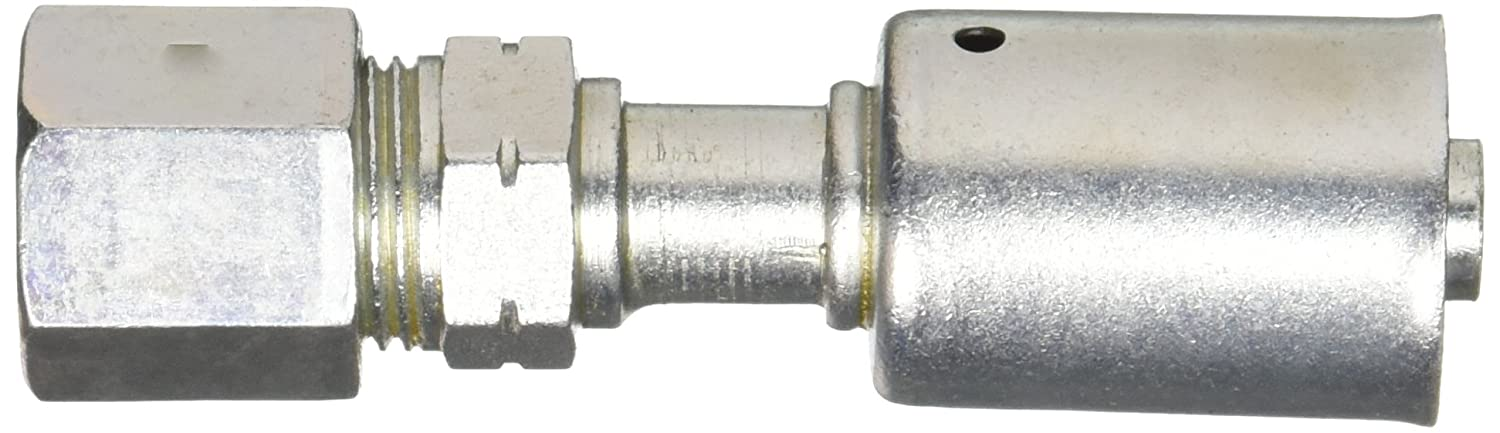 Four Seasons 17868 Straight Compression Air Conditioning Fitting