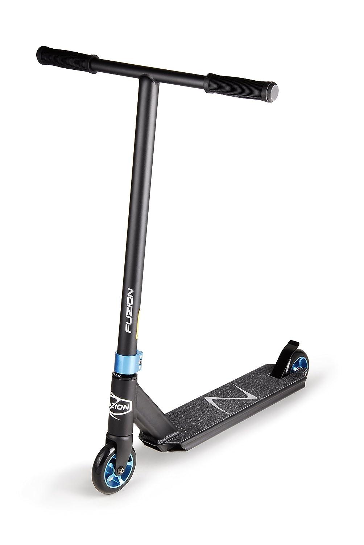 amazon com fuzion z250 pro scooter with 4 37 x 20 5 inch deck