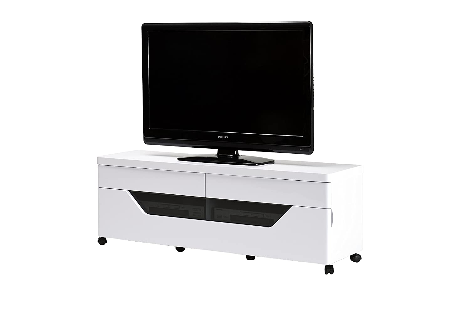 jahnke tv lowboard Jahnke Cuuba 140 JAHNKE Cu Libre TV TV Stand White High Gloss White Glass  Wood: Amazon.co.uk: Kitchen u0026 Home