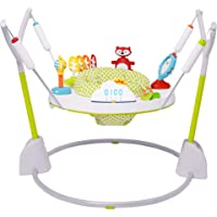 Skip Hop Explore & More Baby Jumper: Fold Away Jumpscape With Bounce Counter
