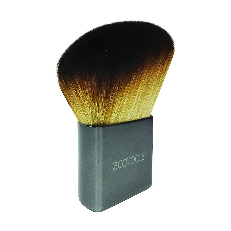 EcoTools Bronze Buki, Kabuki Brush for use with Bronzer, Strobing: Beauty