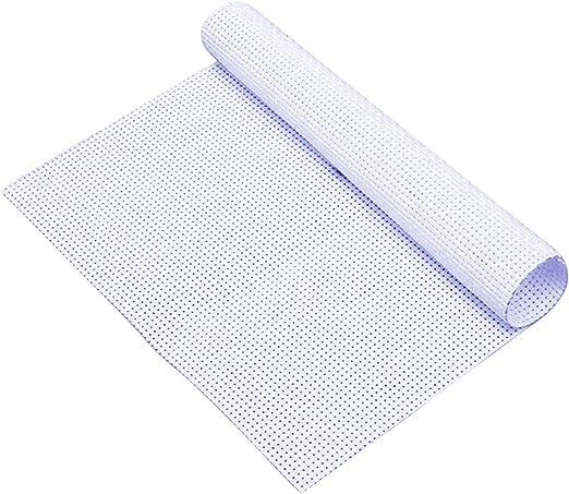 JJOnlinestore - Tela de algodón para punto de cruz y bordado Aida ...