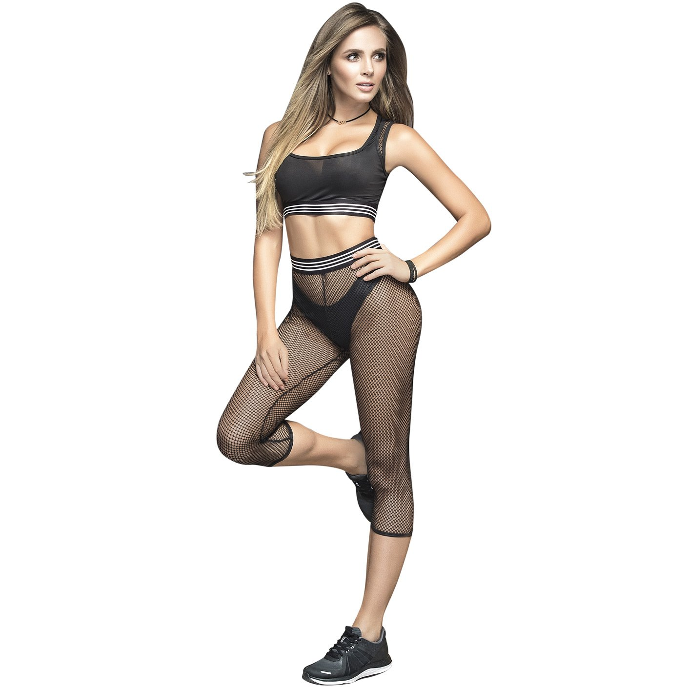 Amazon.com: Mapalé 2/3 Piece Set Athletic Sexy Underwear for Women Ropa Intima Para Mujer: Clothing