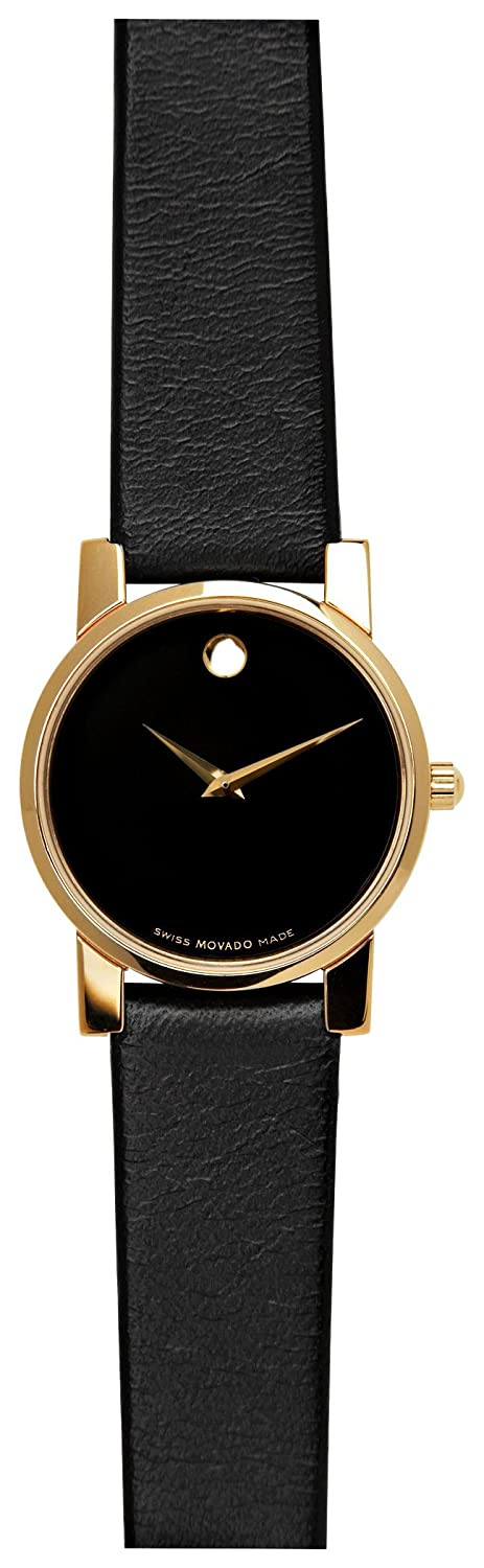 Movado Women s 604229 Museum Classic Gold-Plated Watch