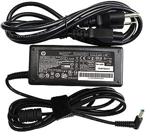 SAIENTEE 19.5V 2.31A 45W Ac Adapter Laptop Charger for HP Envy x360 x2 13 15 M6 15-u010dx 15-u011dx 741727-001 740015-003 740015-002 HSTNN-LA40 HSTNN-DA40 740015-001 740015-004 Notebook Power Supply