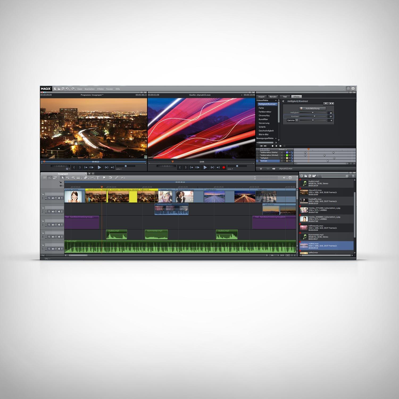 MAGIX Video Pro X5: Amazon.de: Software