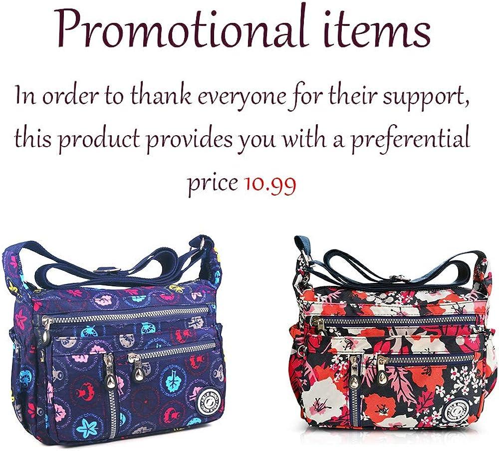 AIBILIEI Damenmode Umh/ängetasche Umh/ängetasche Handtasche Reisen Einkaufen t/äglichen Gebrauch