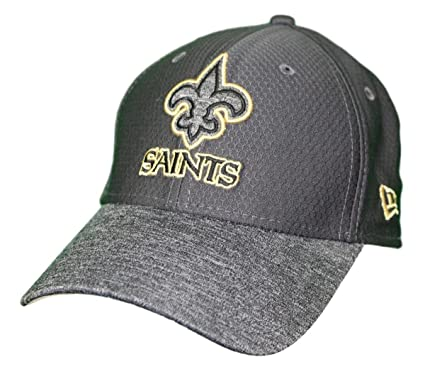 33bc0b76a09d7f Image Unavailable. Image not available for. Color: New Era New Orleans  Saints NFL 39THIRTY Popped Shadow ...