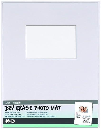 Amazon.com: Crescent 12-310 Dry Erase Photo Mat, 11