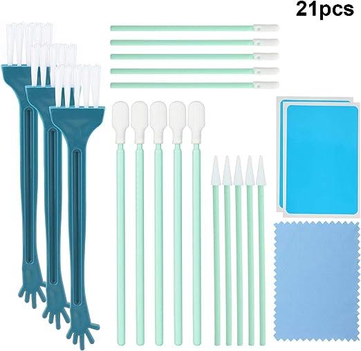 OOTSR 21 piezas kit de limpieza del puerto del teléfono ...