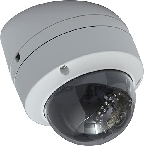 AB110 DS-1259ZJ Angled Ceiling Mount for Dome Camera White