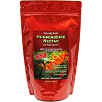 Naturally Fresh Hummingbird Nectar with Nectar Defender, Makes 96 ounces of Clear Hummingbird Nectar, Lasts Longer in Hummingbird Feeders