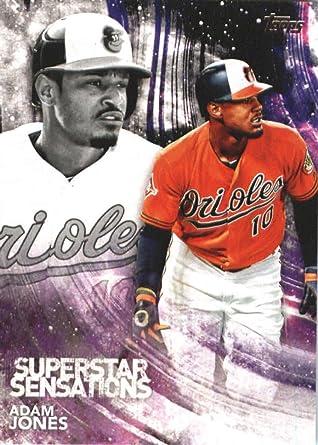 Adam Jones Baltimore Orioles Baseball Player Jersey