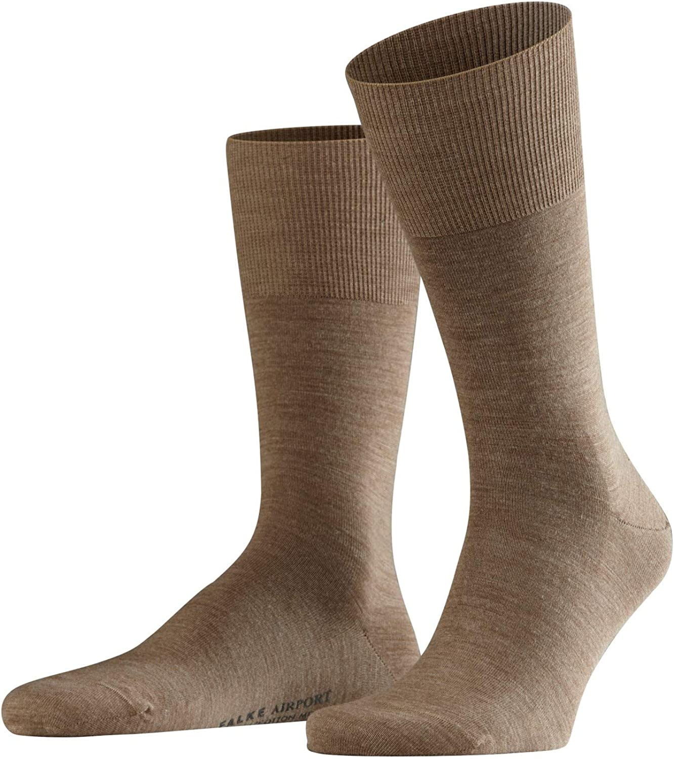 Warm EU 39-50 Multiple Colours 1 Pair Merino Wool//Cotton Blend ideal for any occasion FALKE Men Airport Knee-Highs UK sizes 5.5-14 thermo-regulating