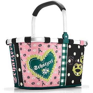 Reisenthel Korb Waschen reisenthel carrybag special edition bavaria 3 polyester mehrfarbig