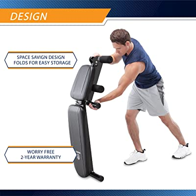 Marcy SB10115 Multi-Purpose Adjustable Utility Weight Bench for sale online
