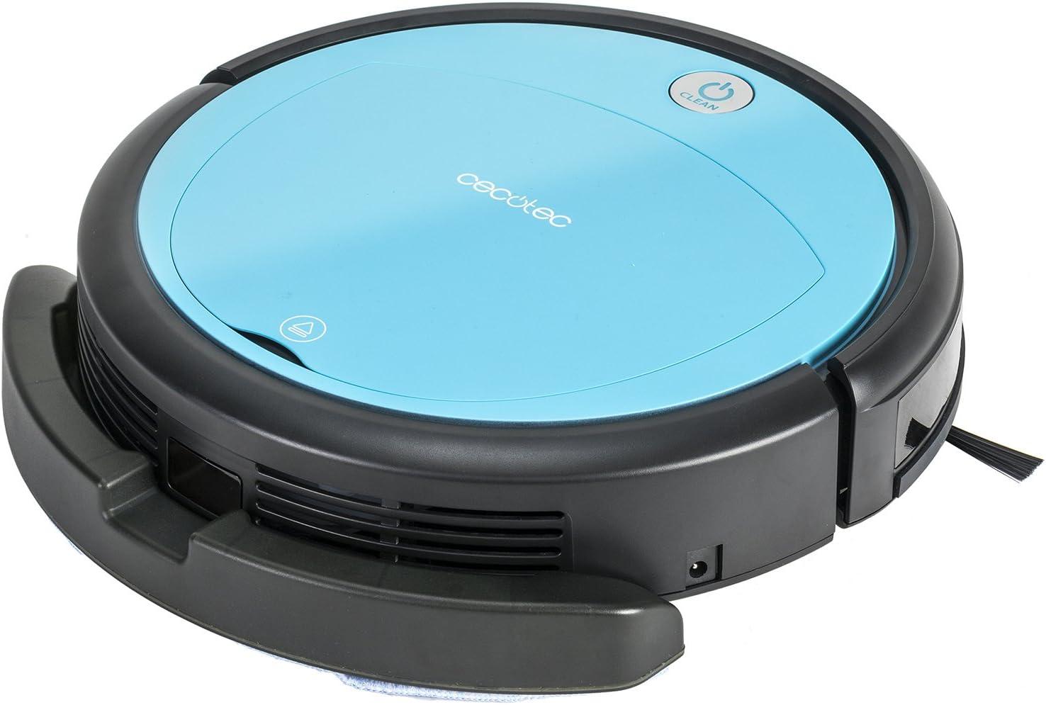 Cecotec Conga Slim Wet - Robot Aspirador 4 en 1, 5 modos de ...