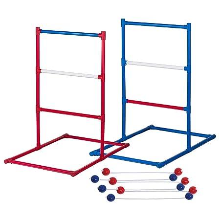 ladder  ball throw toss game toy set sports balls family party pvc dauerhaft