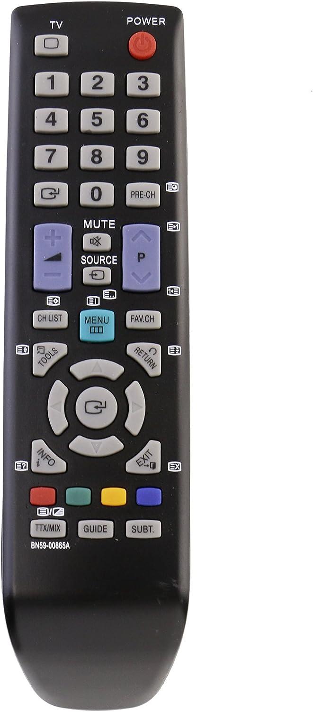Vinabty apoyo control remoto del televisor BN59-00865A para Samsung LE32B350F1WXXC LE32A336J1D/XBT LE32A336J1D/XCX LE32A336J1D/XXH LE32A336J1D/XXU LE32A336J1N/XXC LE32B350F1W/XBT LE32B350F1W/XXN LE32B350F1WXXC Accesorio de TV: Amazon.es: Electrónica