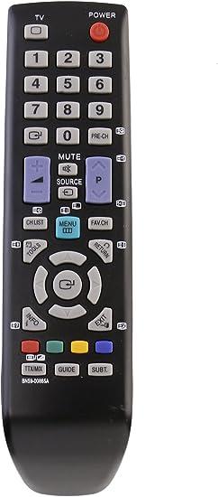 Vinabty apoyo control remoto del televisor BN59-00865A para ...