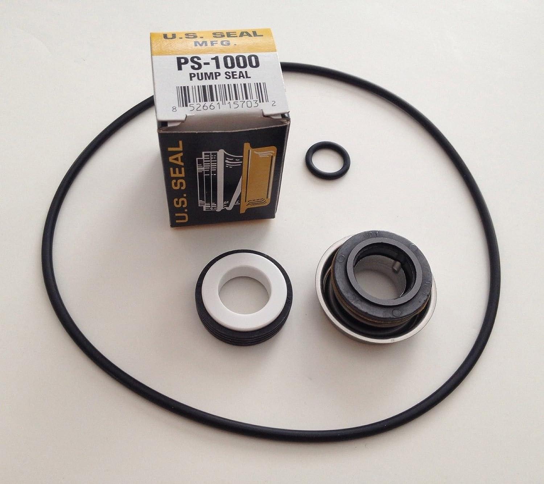 Amazon.com: Polaris PB4-60 Booster Pool Pump Seal, Volute & Shaft O-Ring  Leak Repair Kit: Kitchen & Dining