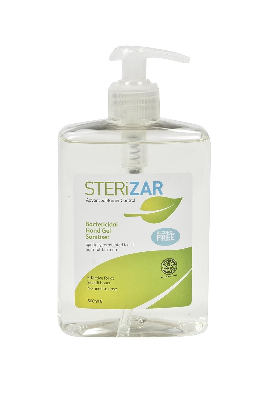 Sterizar - Producto limpiador antibacteriano sin alcohol mano Gel desinfectante: Amazon.es: Salud y cuidado personal