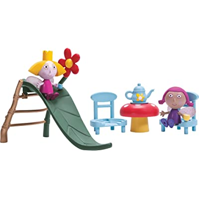 Ben & Hollys Little Kingdom - Fairy Garden Tea Party - Exclusive: Toys & Games