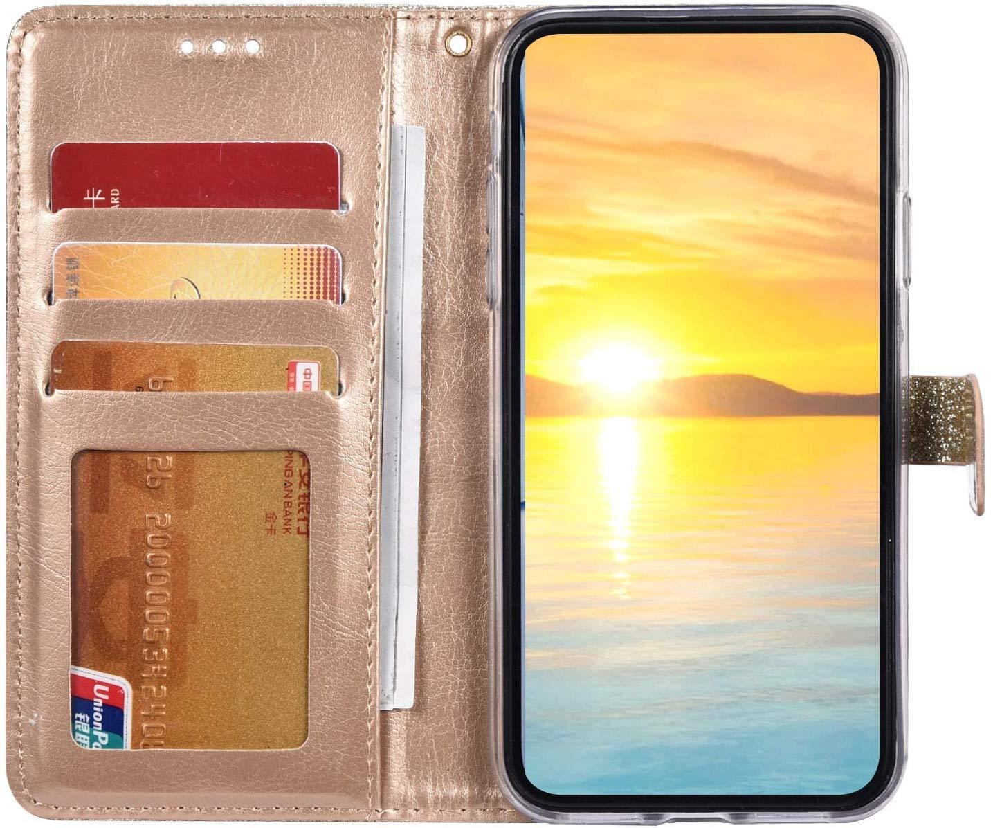 IKASEFU - Funda para Samsung Galaxy M10 y A10 (piel sintética ...