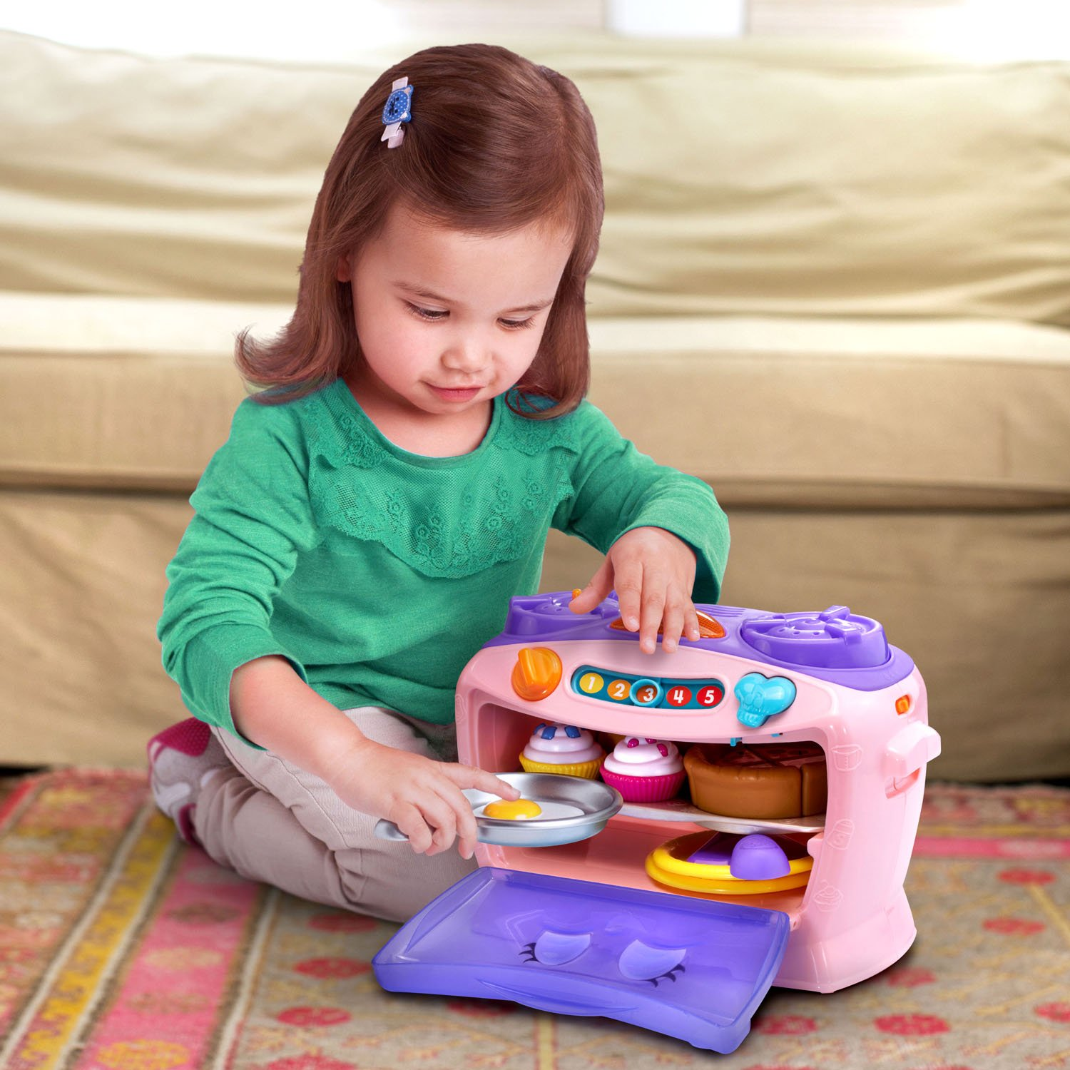LeapFrog Number Lovin' Oven, pink (Amazon Exclusive) by LeapFrog (Image #6)
