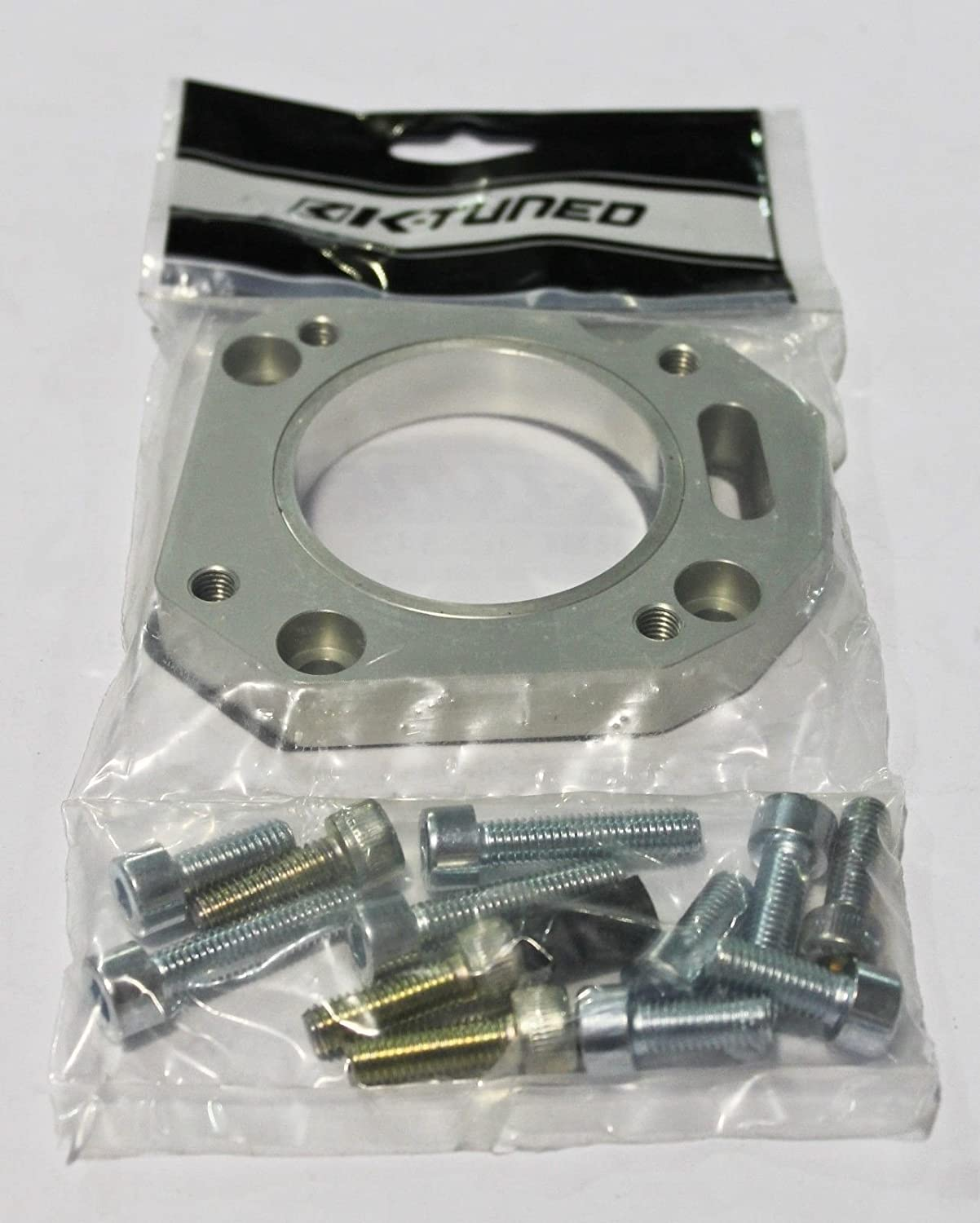 K Tuned RBC//RRC 6061 Billet Aluminum Throttle Body Adapter 62//70mm #RBC-62-342