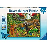 Ravensburger Wild Jungle - 100 Piece Puzzle