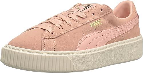 Suede Platform Core Fashion Sneaker | Shoes