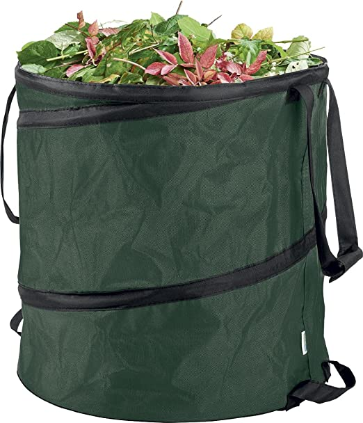 Flora Best® falttone bolsas de basura de jardín – 85 L): Amazon.es: Jardín