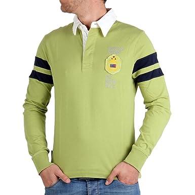 Blauer USA - Polo - para hombre verde XL: Amazon.es: Ropa y accesorios