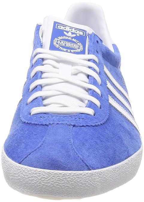 adidas Gazelle Og, Sneakers Basses homme, Bleu (Bright Royal